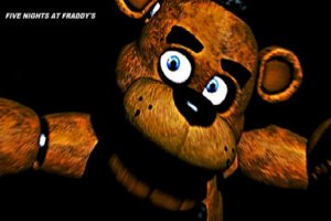 FNAF World Halloween Edition
