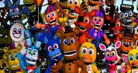 FNaF World Update 2: Android Port by Brandon506042
