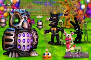 FNaF World – Multiplayer Edition ALPHA 4 [OLD]