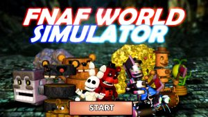 Fnaf World Simulator Demo 2