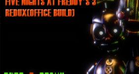 Fnaf Redux(Office Build)