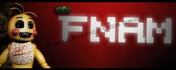Fnaf Mania (FAN-GAME)